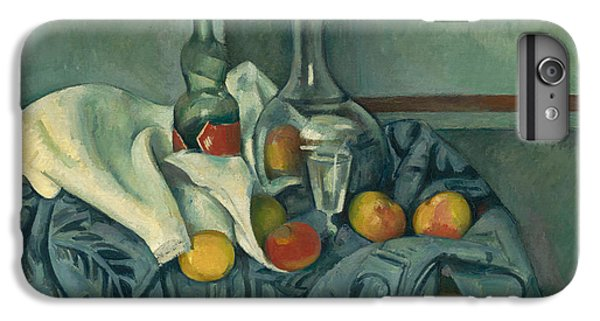 The Peppermint Bottle IPhone 6 Plus Case by Paul Cezanne