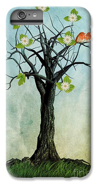 The Song Of Spring IPhone 6 Plus Case by John Edwards