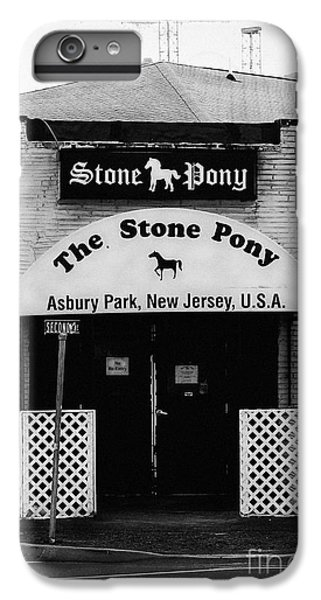 The Stone Pony IPhone 6 Plus Case by Colleen Kammerer
