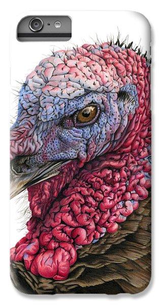 The Turkey IPhone 6 Plus Case by Sarah Batalka