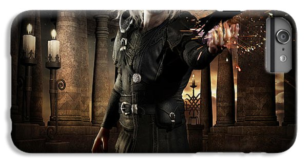 The Warlock IPhone 6 Plus Case by Shanina Conway