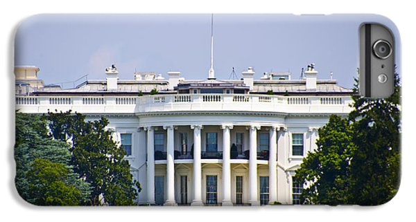 The Whitehouse - Washington Dc IPhone 6 Plus Case by Bill Cannon
