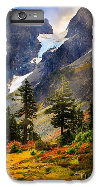 Top Of Cascade Pass IPhone 6 Plus Case by Inge Johnsson