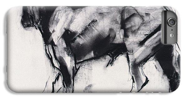 Toro Azul   Study IPhone 6 Plus Case by Mark Adlington