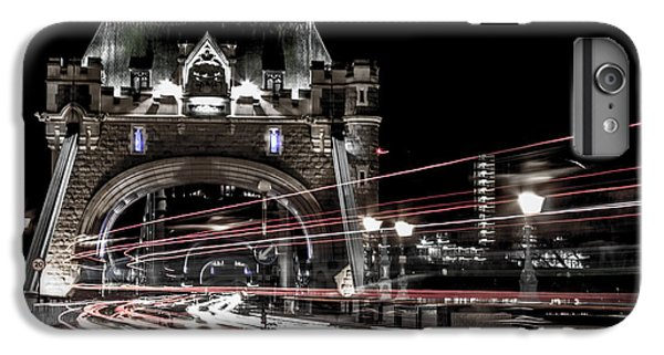 Tower Bridge London IPhone 6 Plus Case by Martin Newman