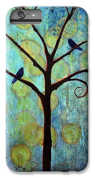 Twilight Tree Of Life IPhone 6 Plus Case by Blenda Studio