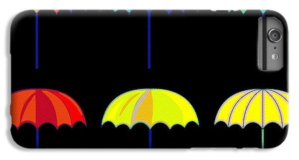 Umbrella Ella Ella Ella IPhone 6 Plus Case by Florian Rodarte