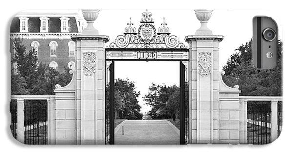 University Of Arkansas Centennial Gate IPhone 6 Plus Case by University Icons