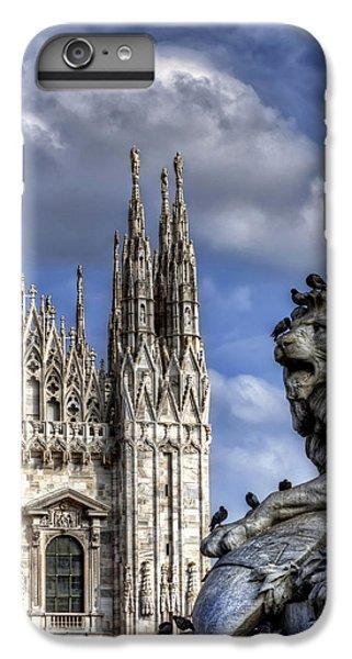 Urban Jungle Milan IPhone 6 Plus Case by Carol Japp