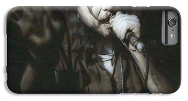 Eddie Vedder - ' Vedder IIi ' IPhone 6 Plus Case by Christian Chapman Art