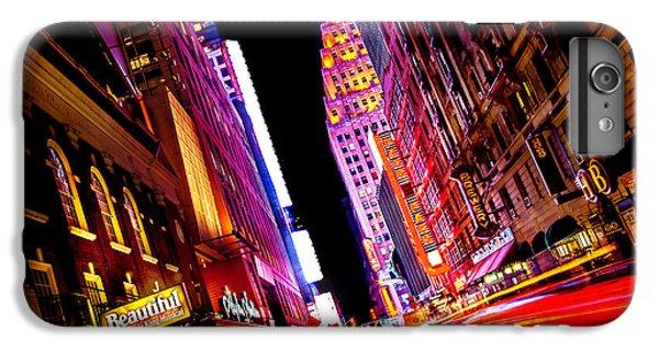 Vibrant New York City IPhone 6 Plus Case by Az Jackson