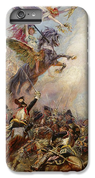 Victory IPhone 6 Plus Case by Jean-Baptiste Edouard Detaille