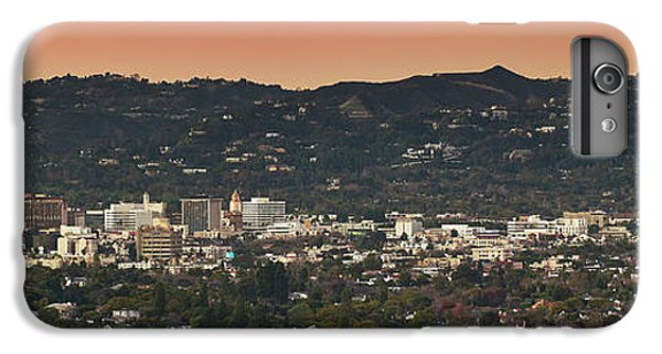 View Of Buildings In City, Beverly IPhone 6 Plus Case by Panoramic Images