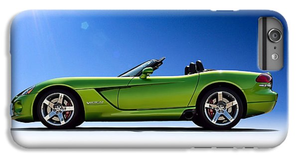 Viper Roadster IPhone 6 Plus Case by Douglas Pittman