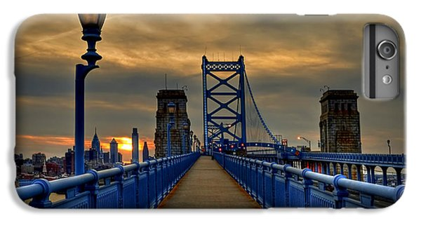 Walk With Me IPhone 6 Plus Case by Evelina Kremsdorf