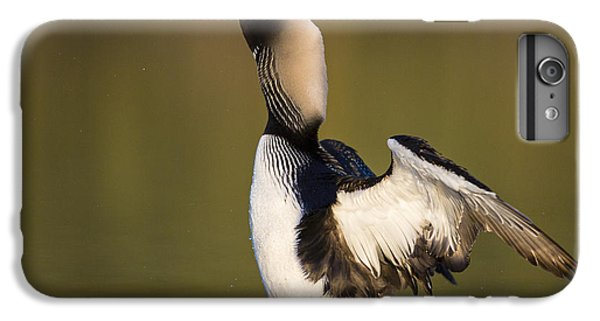 Water Droplets And A Head Shake IPhone 6 Plus Case by Tim Grams