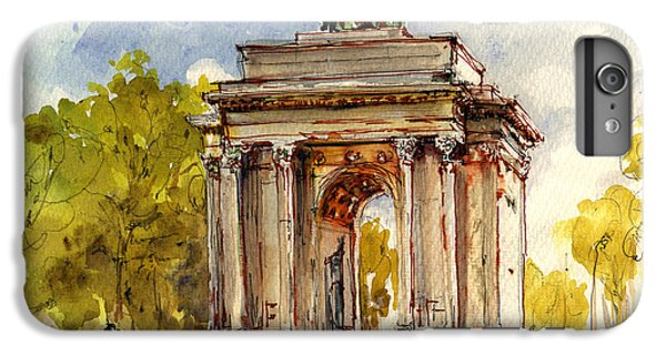 Wellington Arch IPhone 6 Plus Case by Juan  Bosco