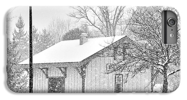 Whitehouse Train Station IPhone 6 Plus Case by Jack Schultz
