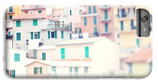 Windows Of Cinque Terre Italy IPhone 6 Plus Case by Kim Fearheiley