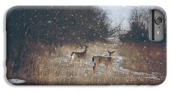 Winter Wonders IPhone 6 Plus Case by Carrie Ann Grippo-Pike