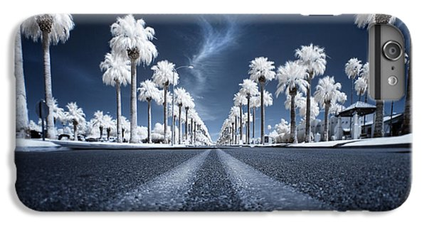 X IPhone 6 Plus Case by Sean Foster