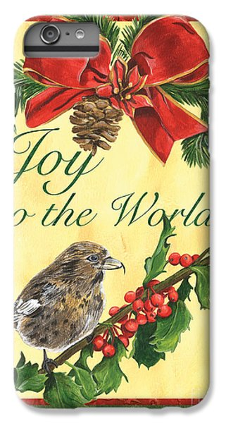 Xmas Around The World 2 IPhone 6 Plus Case by Debbie DeWitt