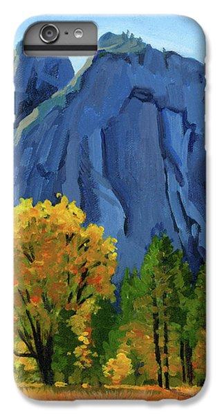 Yosemite Oaks IPhone 6 Plus Case by Alice Leggett