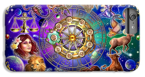 Zodiac 2 IPhone 6 Plus Case by Ciro Marchetti