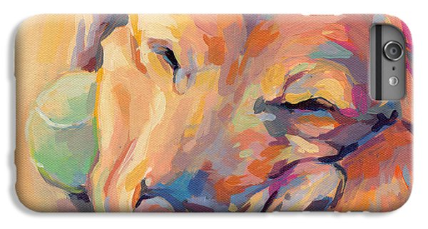 Zzzzzz IPhone 6 Plus Case by Kimberly Santini