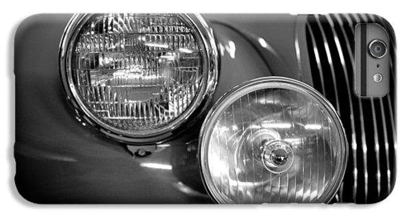 1952 Jaguar Headlights IPhone 6 Plus Case by Sebastian Musial