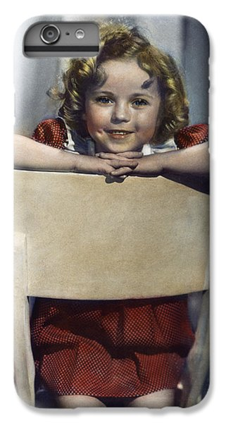 Shirley Temple (1928- ) IPhone 6 Plus Case by Granger