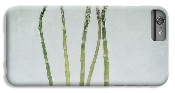 A Bunch Of Asparagus IPhone 6 Plus Case by Priska Wettstein