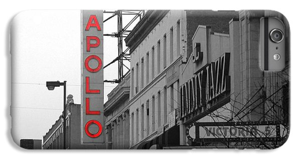 Apollo Theater In Harlem New York No.1 IPhone 6 Plus Case by Ms Judi