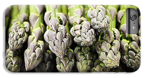 Asparagus IPhone 6 Plus Case by Elena Elisseeva