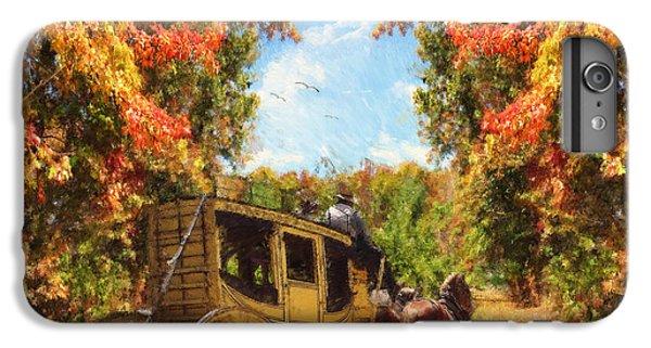 Autumn's Essence IPhone 6 Plus Case by Lourry Legarde