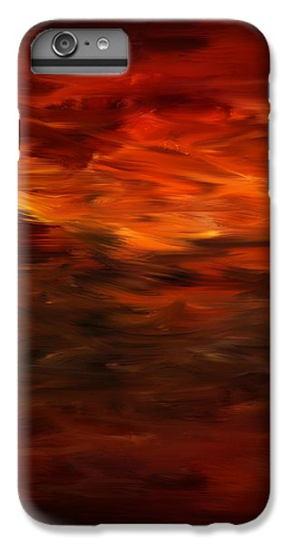 Autumn's Grace IPhone 6 Plus Case by Lourry Legarde
