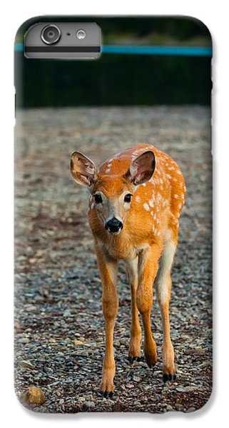 Bambi IPhone 6 Plus Case by Sebastian Musial