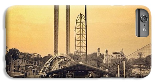 #cedarpoint #ohio #ohiogram #amazing IPhone 6 Plus Case by Pete Michaud
