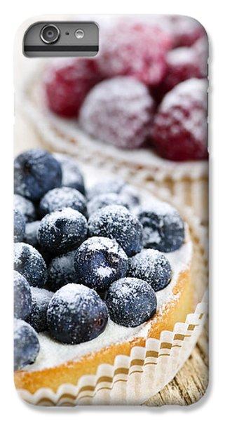 Fruit Tarts IPhone 6 Plus Case by Elena Elisseeva