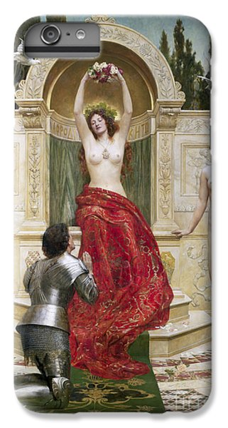 In The Venusburg IPhone 6 Plus Case by John Collier
