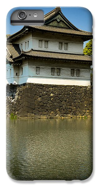 Japan Castle IPhone 6 Plus Case by Sebastian Musial
