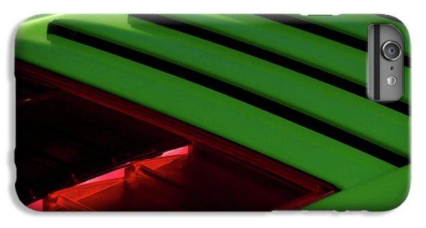 Lime Light IPhone 6 Plus Case by Douglas Pittman