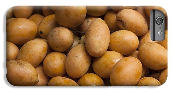 Market Mangoes II IPhone 6 Plus Case by Zoe Ferrie