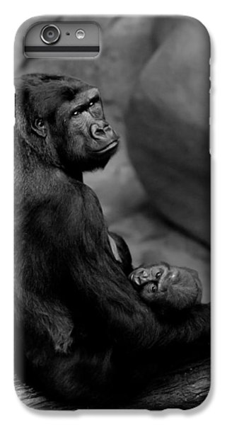 Tender Moment IPhone 6 Plus Case by Sebastian Musial