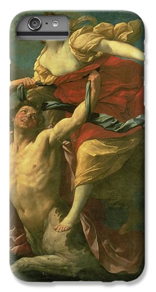 The Abduction Of Deianeira IPhone 6 Plus Case by  Centaur Nessus