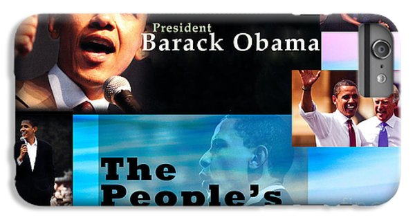 The People's President IPhone 6 Plus Case by Terry Wallace