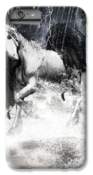 Unicorn's Complexities IPhone 6 Plus Case by Lourry Legarde