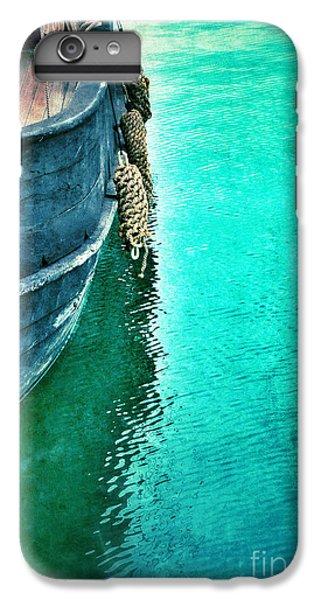 Vintage Ship IPhone 6 Plus Case by Jill Battaglia