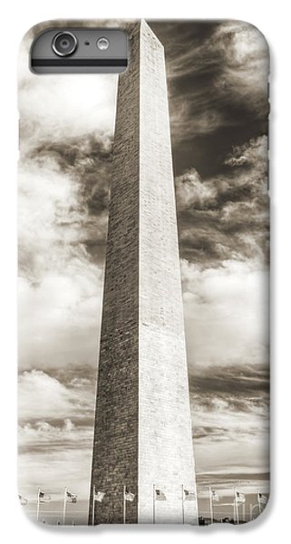 Washington Monument IPhone 6 Plus Case by Dustin K Ryan