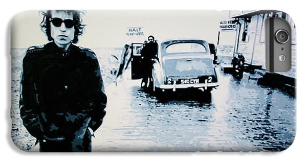 - No Direction Home - IPhone 6 Plus Case by Luis Ludzska
